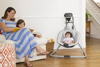 Best Baby Swing Buying Guide 1
