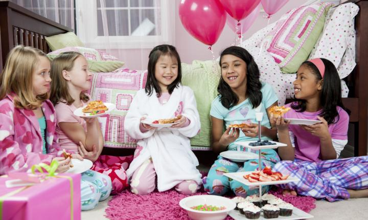 Birthday Survival Guide - Sleepover Party