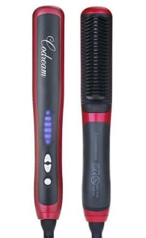 Codream Ceramic Hair Straightener Brush