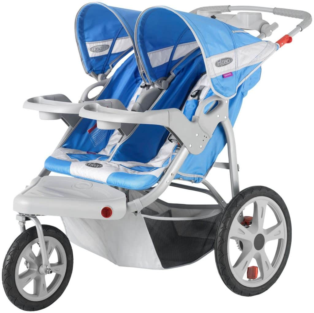 Top 5 Best Double Jogging Strollers 2020 Reviews