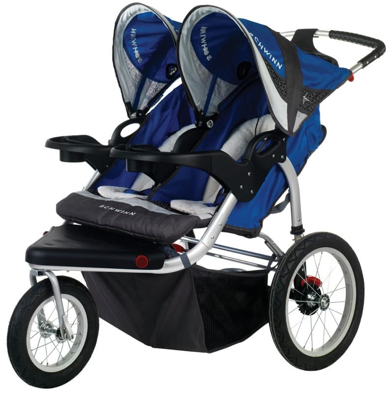 ParentsNeed | Top 5 Best Double Jogging Strollers | 2017 Reviews