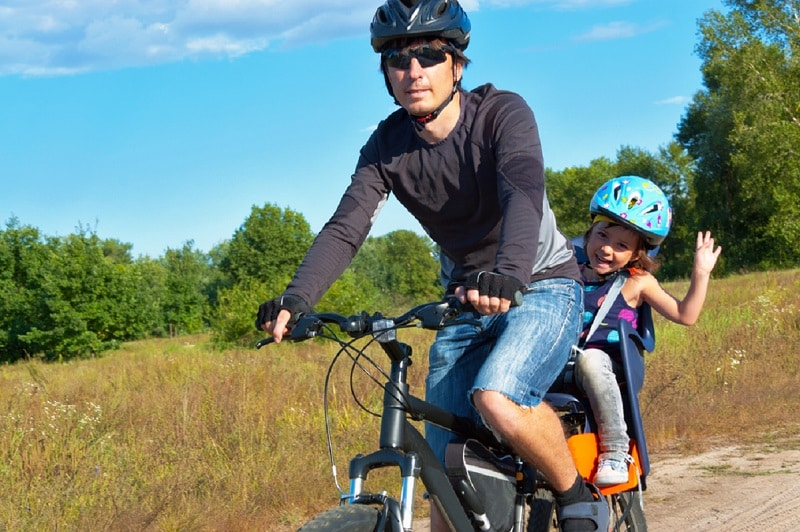 Top 5 Best Bike Seats for Preschoolers