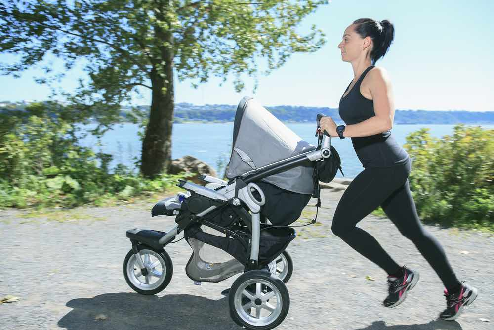 Top 5 Best Double Jogging Strollers