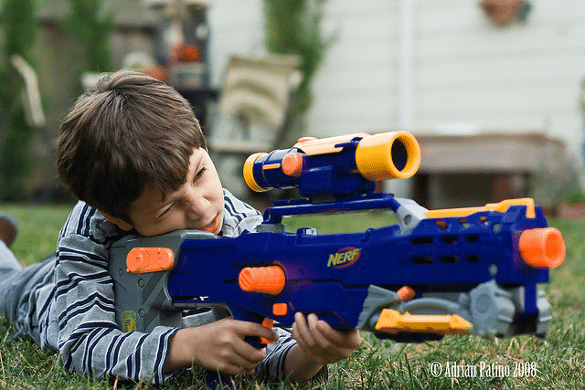 Top 5 Best Nerf Guns