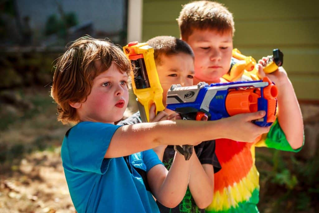 Best Nerf Gun Buying Guide