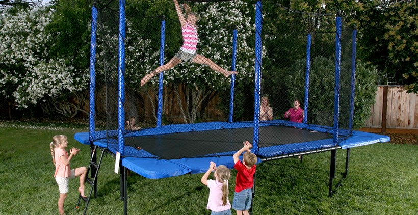 Best Rectangular Trampoline Buying Guide