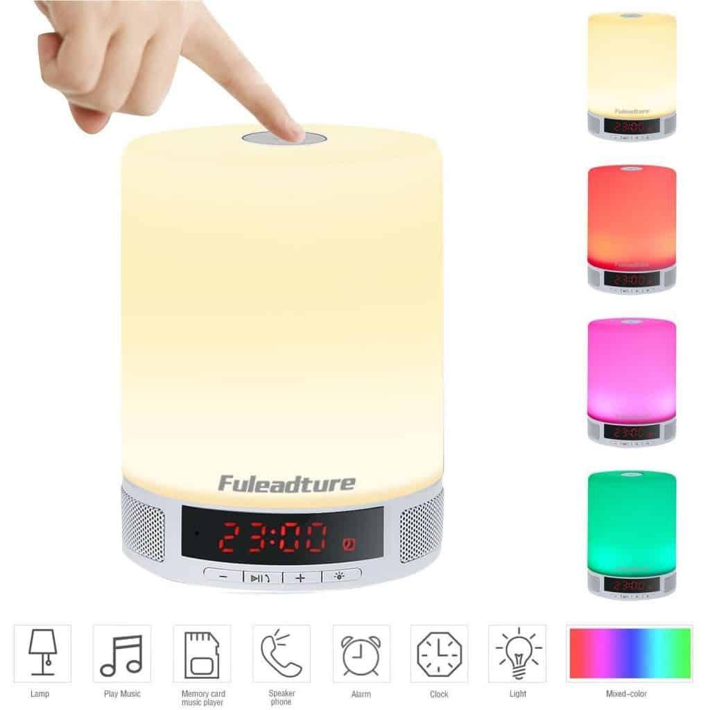 Fuleadture LED Bluetooth Speaker