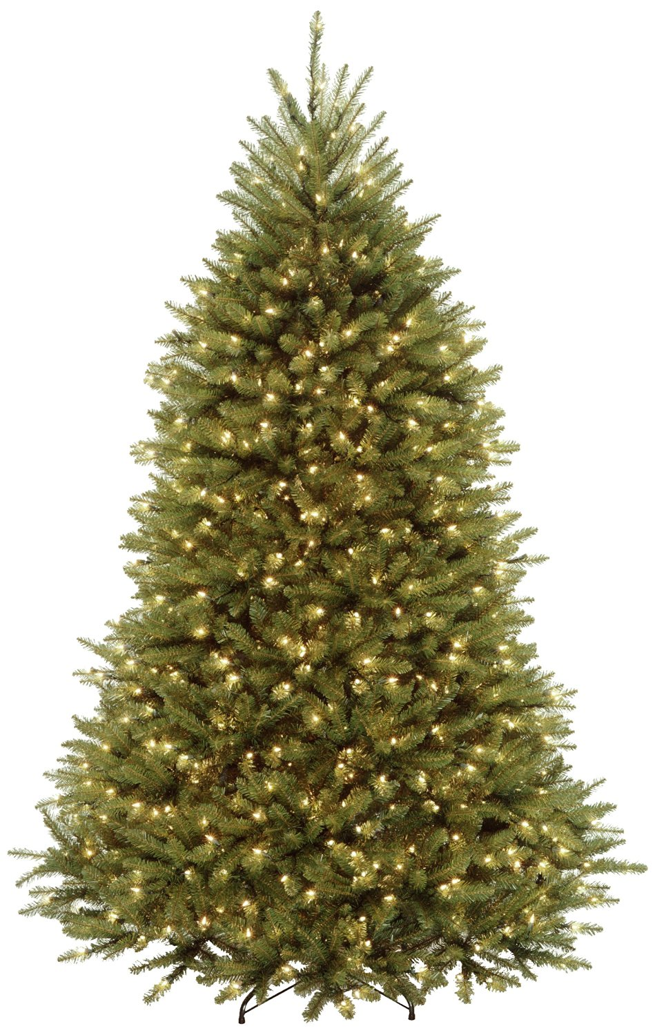 National Tree Company Dunhill Fir Tree Hinged
