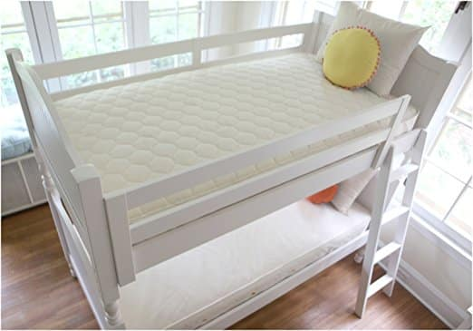 Naturepedic Organic Cotton 2-in-1 Ultra/Quilted Mattress