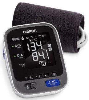 Omron 10 Series Wireless Upper Arm Blood Pressure Monitor with Cuff