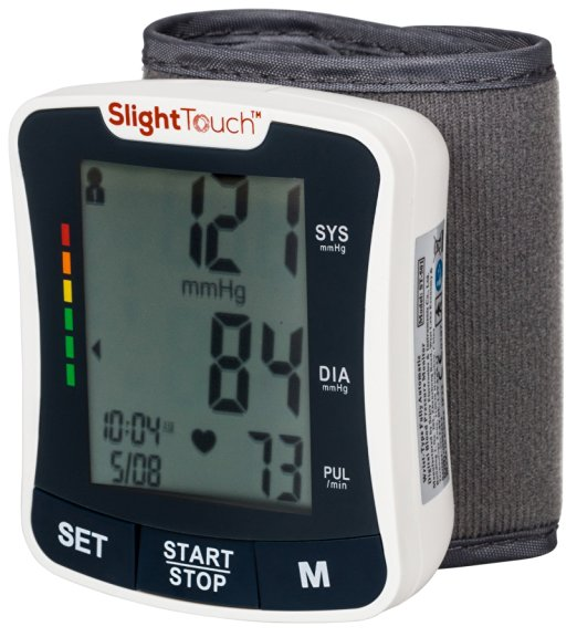 Slight Touch Wrist Digital Blood Pressure Monitor