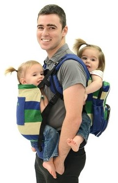 a4b3cccd6f8 Stuff 4 Multiples Twingaroo Twin Baby Carrier
