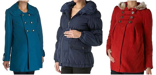 Top 5 Best Maternity Coats