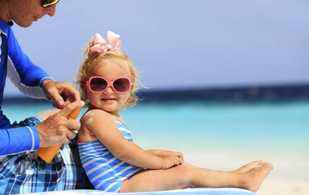 Top 5 Best Sunscreens for Your Kids