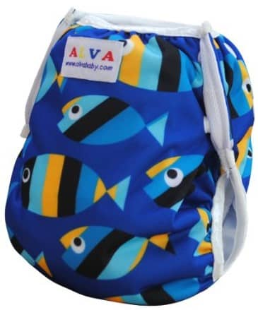 Alva Baby Reuseable Washable Swim Diapers