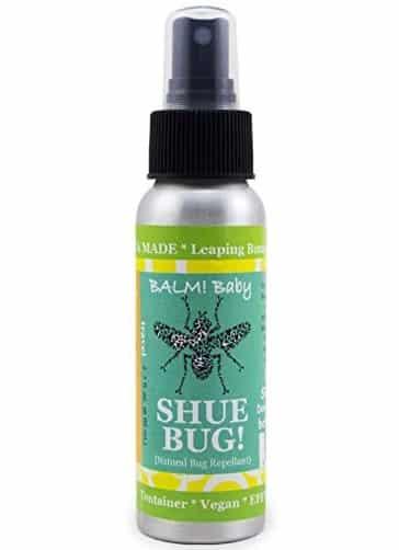BALM! Baby SHUE BUG! – Natural Organic Bug Repellent Spray