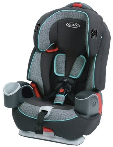 Graco Nautilus 65 3-in-1 Harness Booster Convertible Car Seat