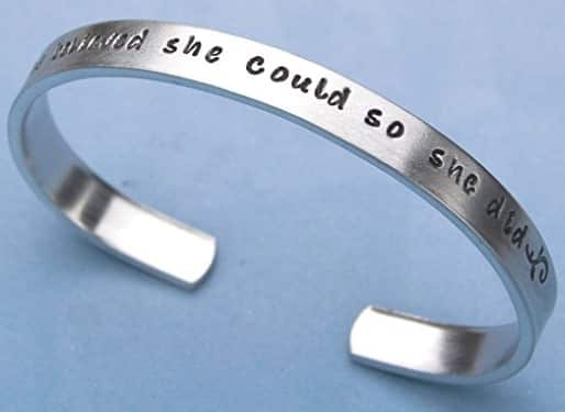 Jessie Girl Jewelry Inspirational Bracelet