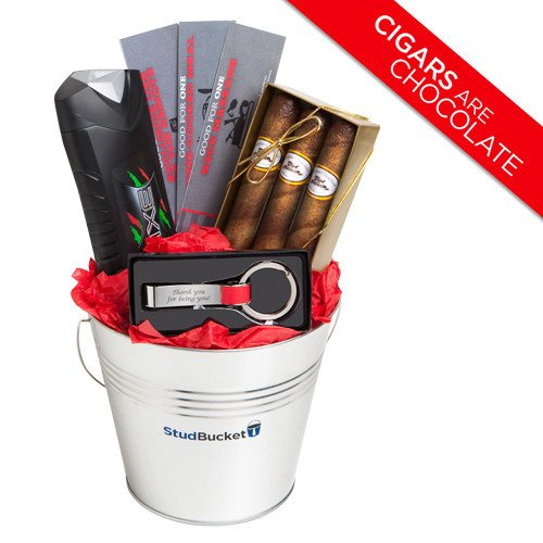 StudBuckets Gift Basket for Men