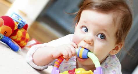 Basketball Rattle Sensory Teether Theething Toy Child Children Winkel