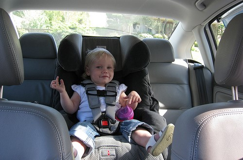 Top 5 Best Forward Facing Car Seat