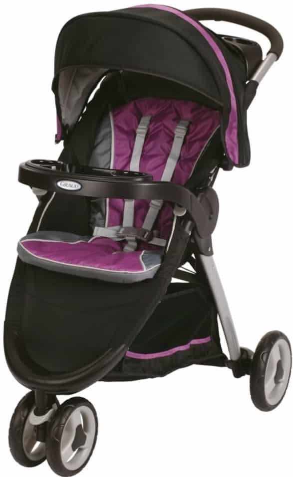 Graco Fastaction Sport Travel System Reviews