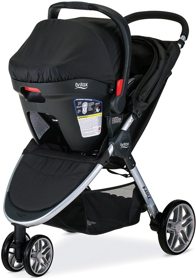 Britax 2016 B Agile Safe 35 Travel System When It Comes To All Available Car Seat Stroller