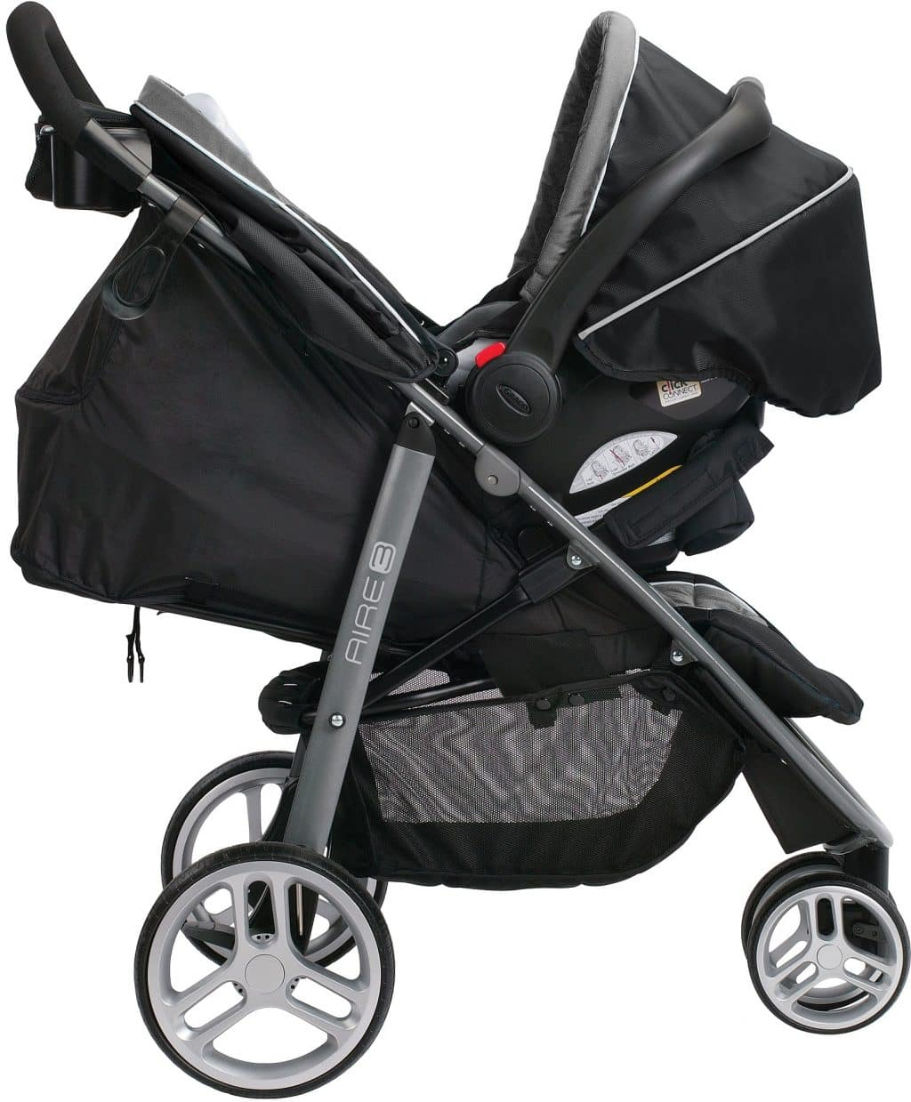 Graco Aire Click Connect Travel System