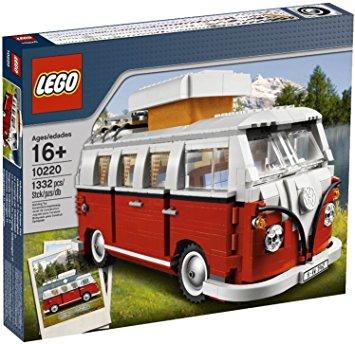 LEGO Creator Volkswagen T1 Camper Van