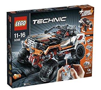LEGO Technic 9398 4 x 4 Crawler
