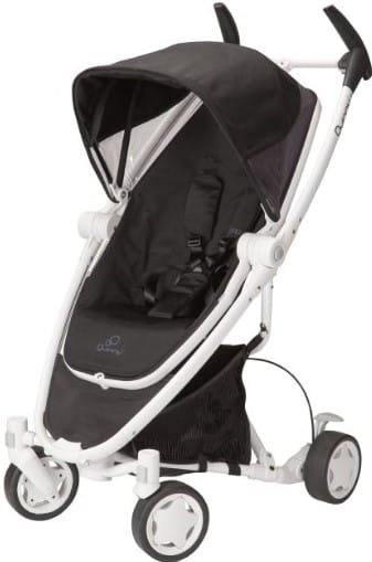 Quinny Zapp Xtra Stroller with Folding Seat