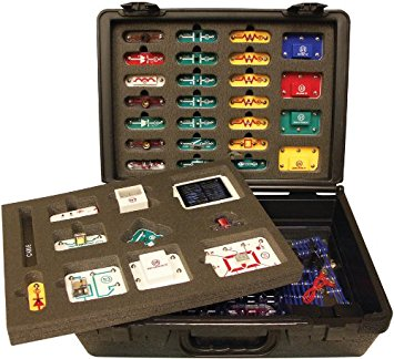 Snap Circuits Extreme SC-750R Student Electronics Training Program