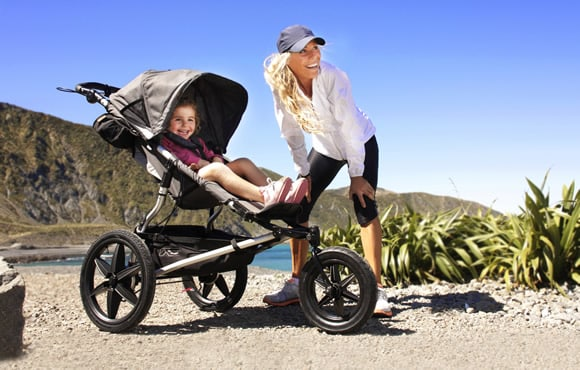 Top 5 Best Budget All-Terrain Stroller