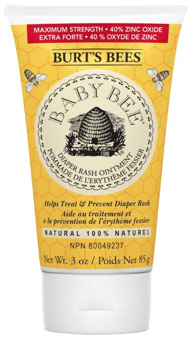Burt's Bees Baby Bee 100% Natural Diaper Rash Ointment