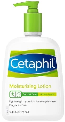 Cetaphil Fragrance Free Moisturizing Lotion
