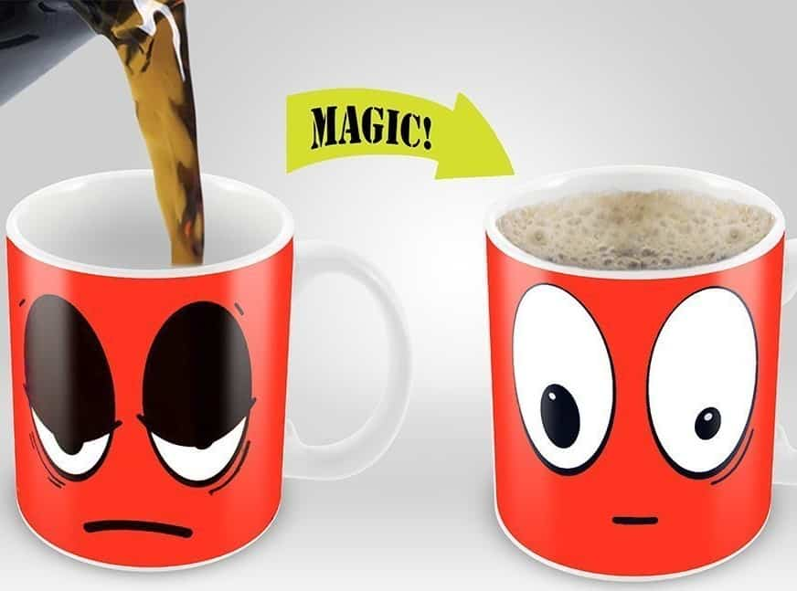 Cortunex Magic Coffee Mugs