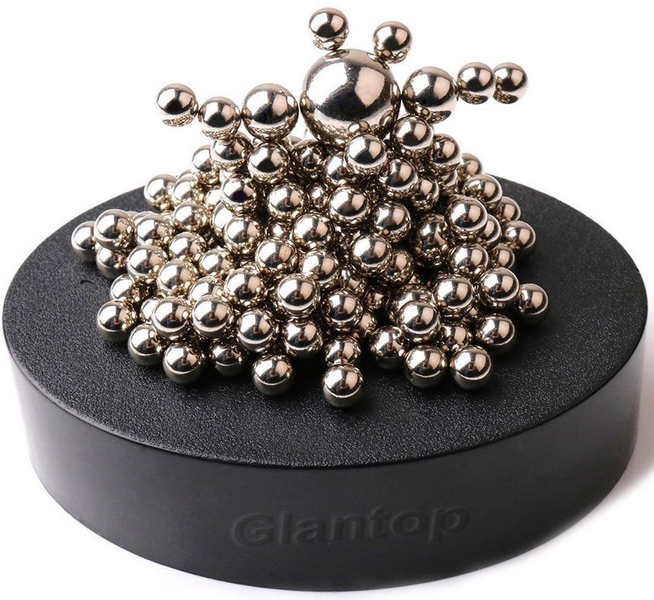 Glantop Magnetic Sculpture Desk Toy
