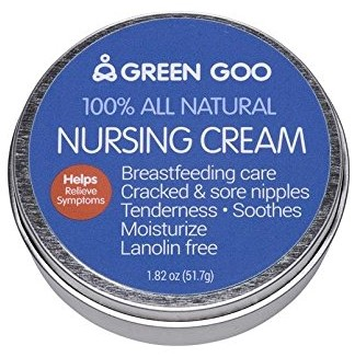 Green Goo Organics Nursing Comfort Cream
