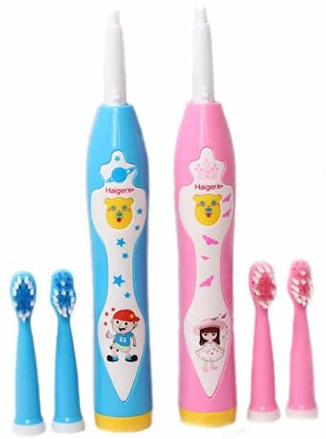 Haigerx Kids Electric Sonic Toothbrush
