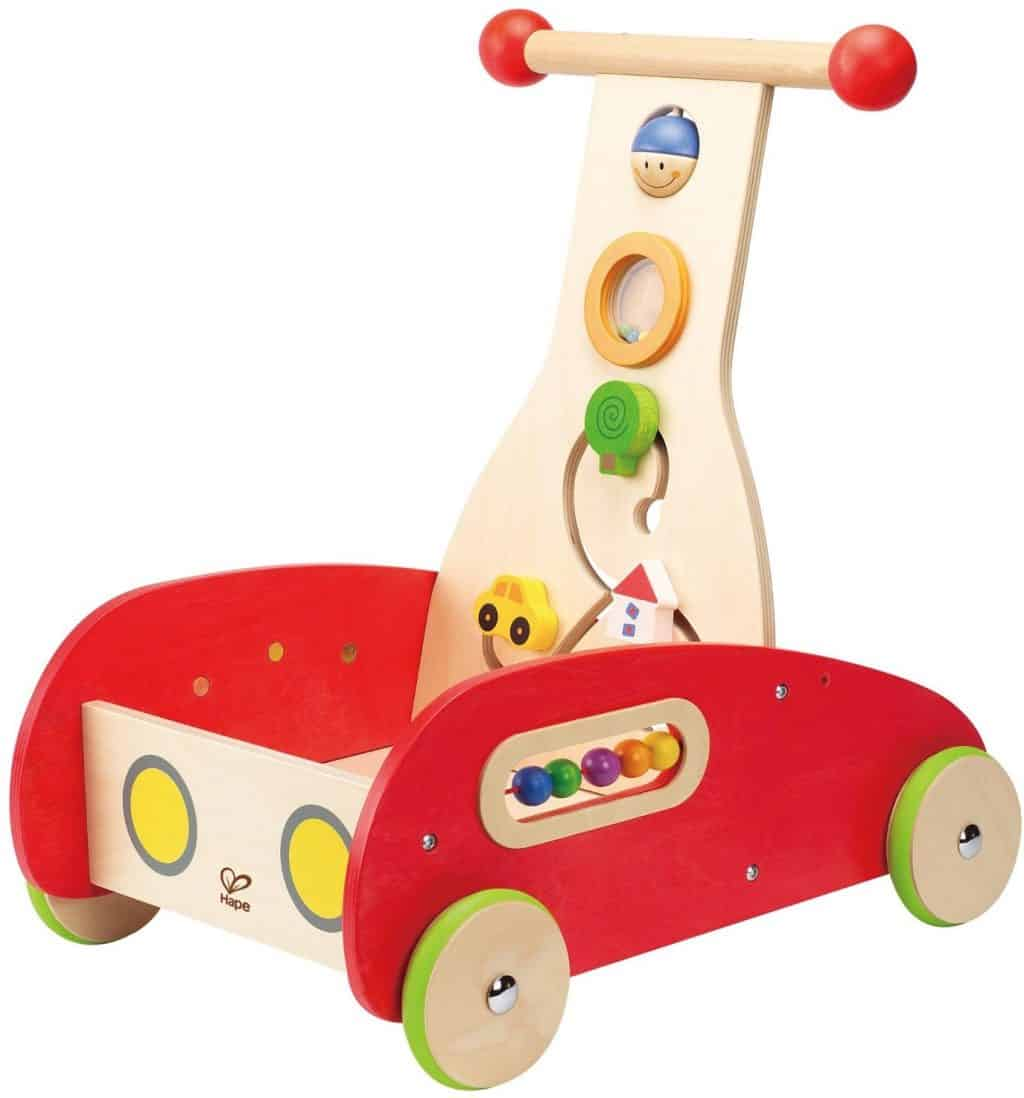 Hape – Wonder Walker Push and Pull Toy