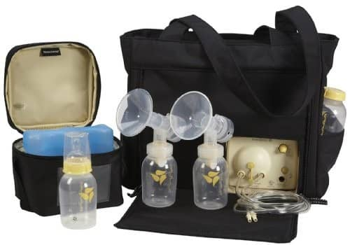 Medela Breast Pump with On the Go Tote