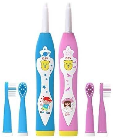 OJV Professional Kids Electric Sonic Toothbrush