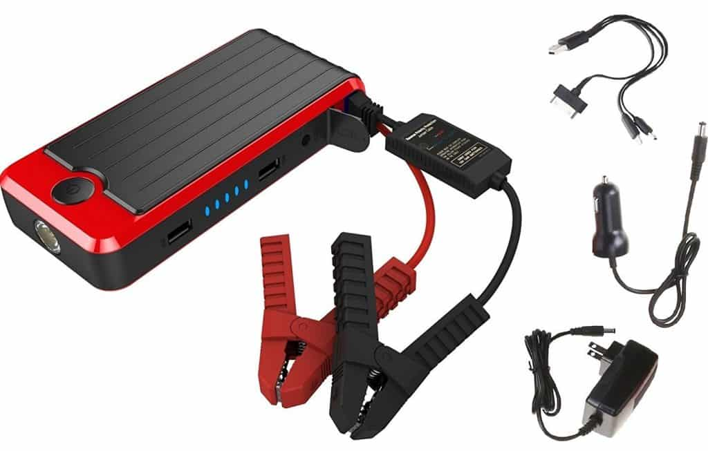 PowerAll Power Bank and Car Jump Starter