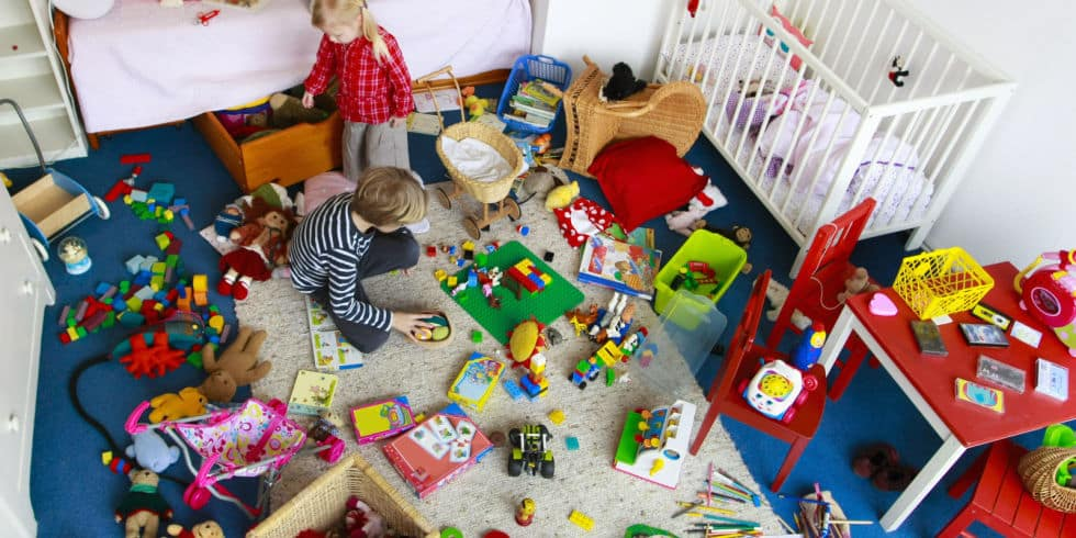 The Benefits of Toy Rotation System for Your Child's Learning