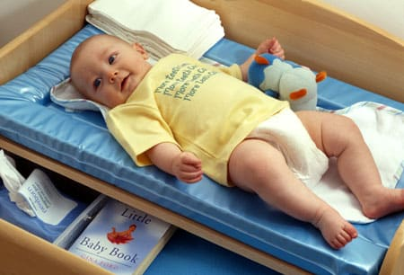 Top 5 Best Baby Changing Tables