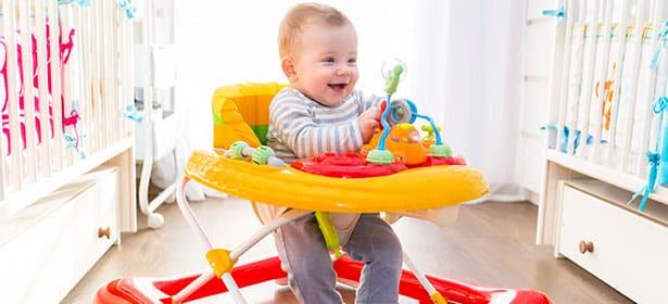 Top 5 Best Baby Walkers