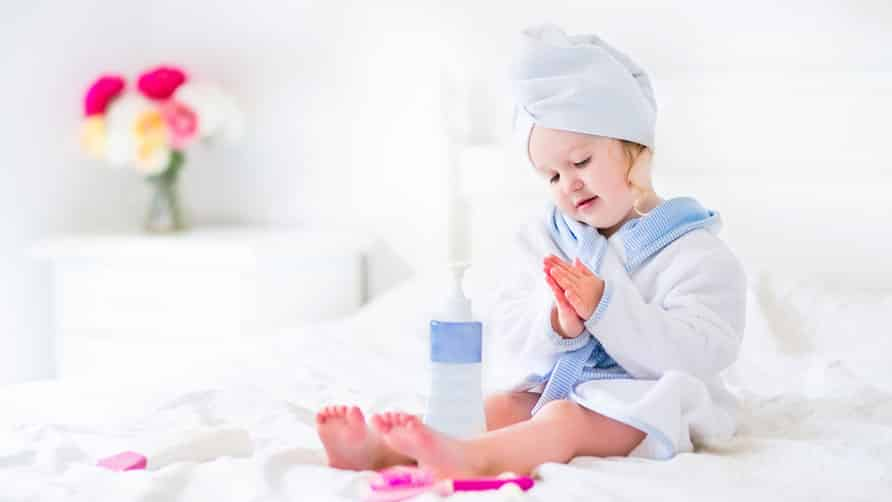 Top 5 Best Moisturizer for Babies