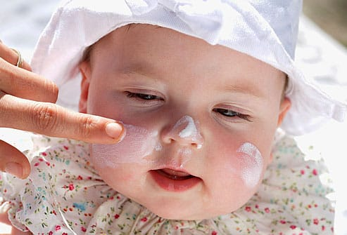 Baby Skin Care Tips that Parents Should Always Remember