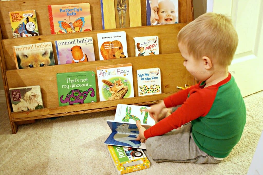 25 Books For Toddlers