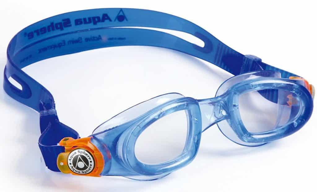 Aqua Sphere Moby Kid Swim Goggles